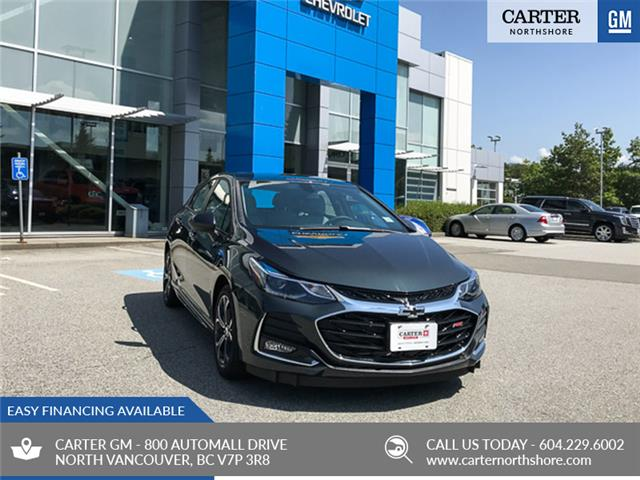2019 Chevrolet Cruze LT (Stk: 9C52740) in North Vancouver - Image 1 of 13