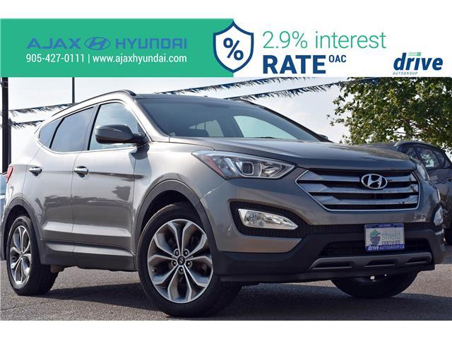 2015 Hyundai Santa Fe Sport 2 0t Limited Heated Front Seats