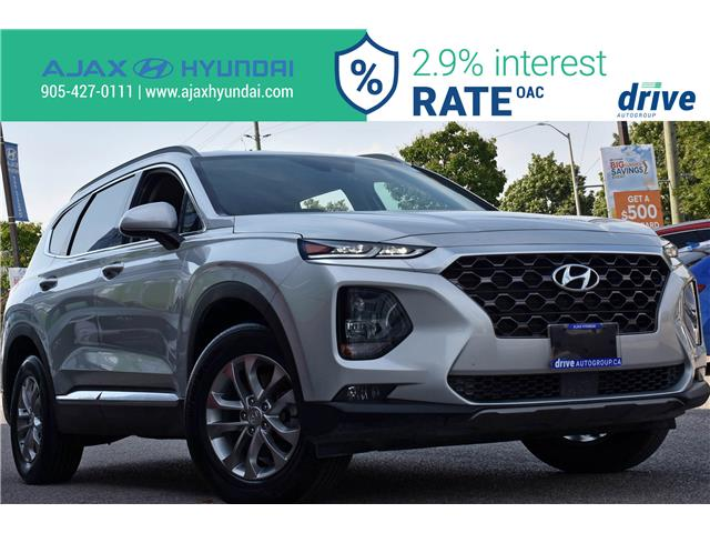 2019 Hyundai Santa Fe ESSENTIAL (Stk: P4773R) in Ajax - Image 1 of 30