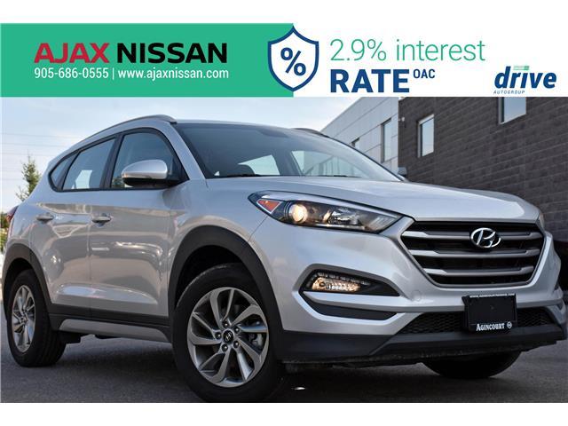 2018 Hyundai Tucson SE 2.0L (Stk: P4201R) in Ajax - Image 1 of 32