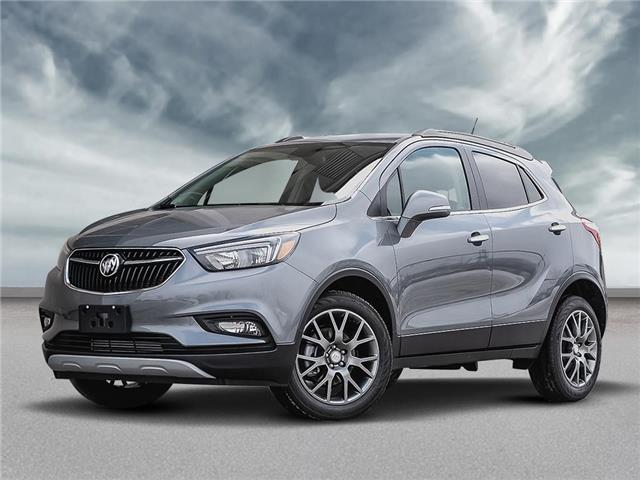2019 Buick Encore Sport Touring (Stk: 9733927) in Scarborough - Image 1 of 23