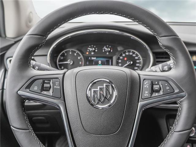 2019 Buick Encore Sport Touring (Stk: 9733927) in Scarborough - Image 13 of 23