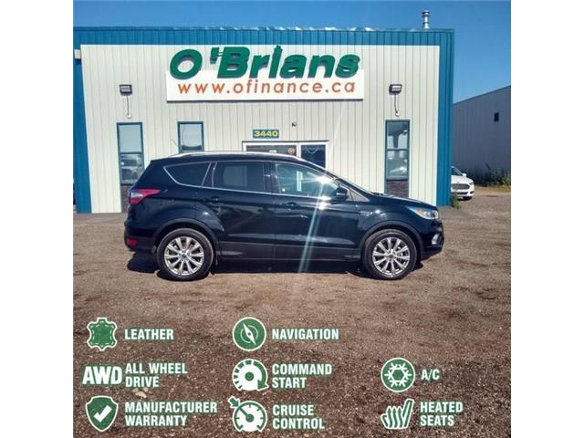 2018 Ford Escape Titanium (Stk: 12674A) in Saskatoon - Image 2 of 26