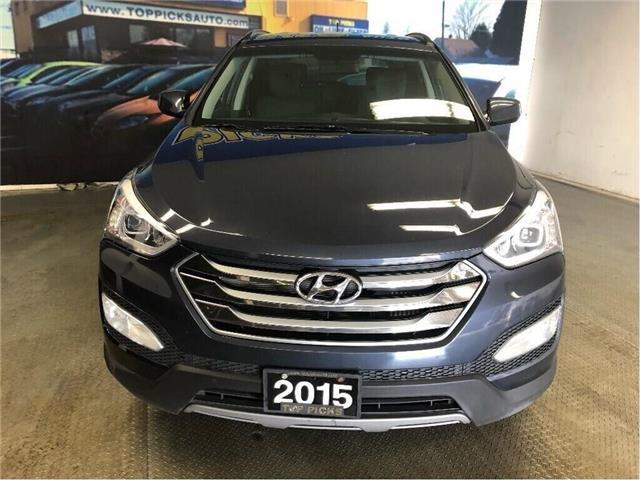2015 Hyundai Santa Fe Sport Premium (Stk: 235831) in NORTH BAY - Image 2 of 26