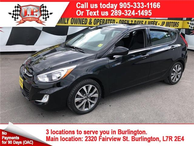 2017 Hyundai Accent  (Stk: 47010r) in Burlington - Image 1 of 24