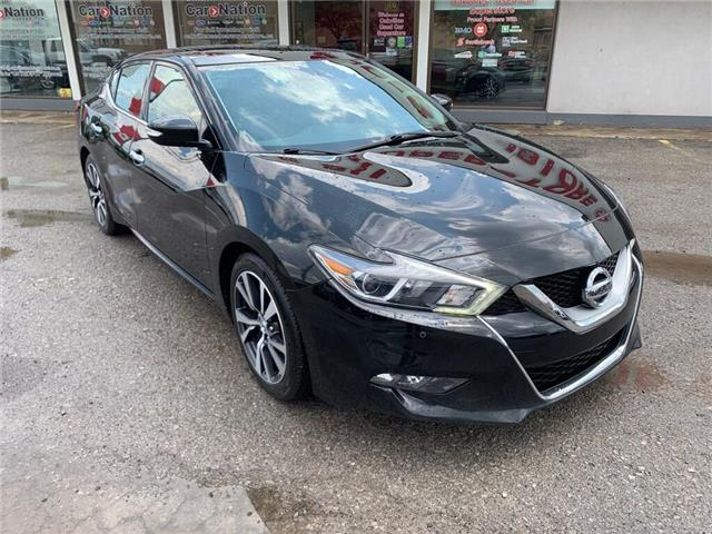 2016 Nissan Maxima SL | PANO ROOF | NAVI | B/U CAM | LEATHER (Stk: OSP048) in Oakville - Image 2 of 26