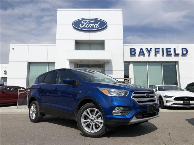 2019 Ford Escape SE (Stk: ES19853) in Barrie - Image 1 of 24