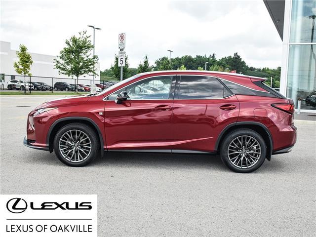 2017 Lexus RX 350 Base (Stk: UC7758) in Oakville - Image 3 of 21