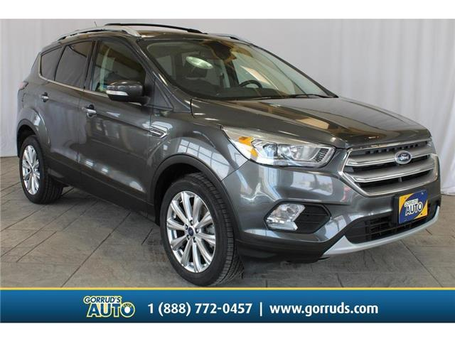 2017 Ford Escape Titanium (Stk: a42114) in Milton - Image 1 of 44