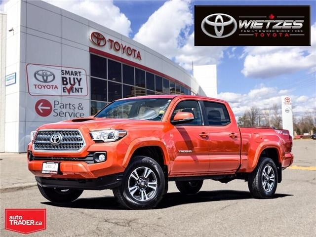 2017 Toyota Tacoma SR5 (Stk: U2736) in Vaughan - Image 1 of 26