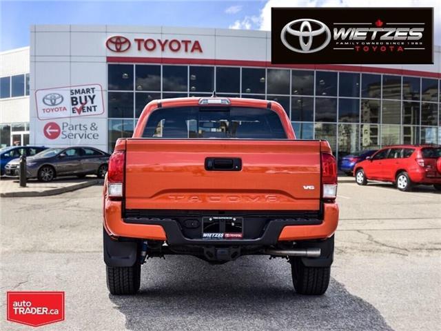 2017 Toyota Tacoma SR5 (Stk: U2736) in Vaughan - Image 5 of 26