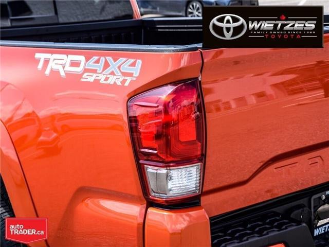 2017 Toyota Tacoma SR5 (Stk: U2736) in Vaughan - Image 7 of 26