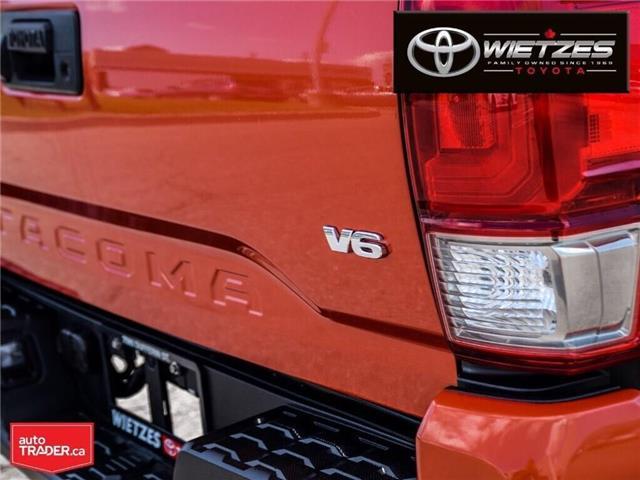 2017 Toyota Tacoma SR5 (Stk: U2736) in Vaughan - Image 9 of 26
