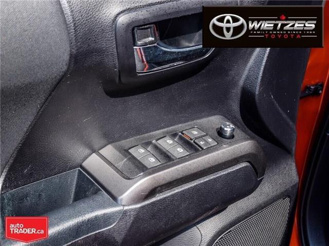 2017 Toyota Tacoma SR5 (Stk: U2736) in Vaughan - Image 11 of 26