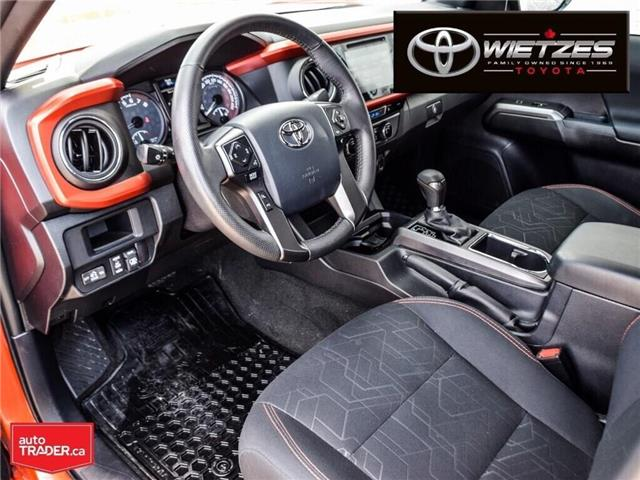 2017 Toyota Tacoma SR5 (Stk: U2736) in Vaughan - Image 12 of 26