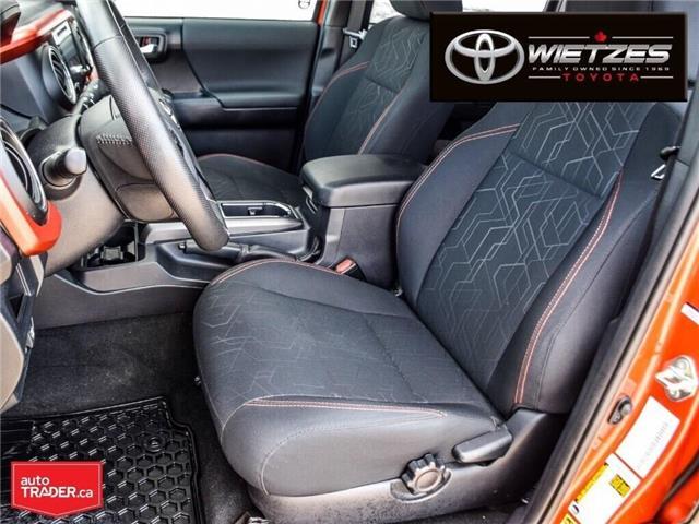 2017 Toyota Tacoma SR5 (Stk: U2736) in Vaughan - Image 13 of 26