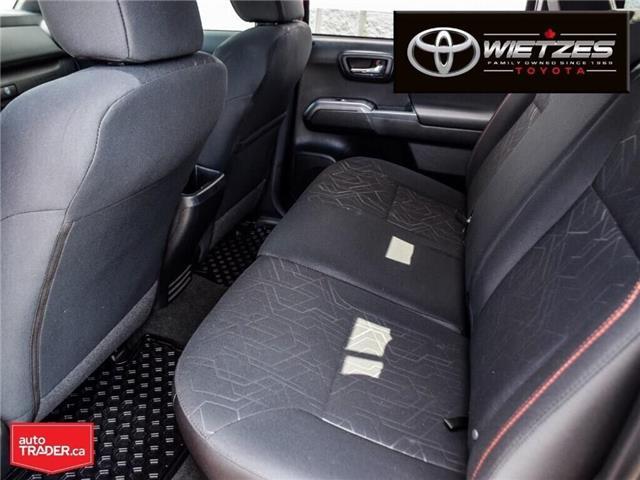 2017 Toyota Tacoma SR5 (Stk: U2736) in Vaughan - Image 14 of 26
