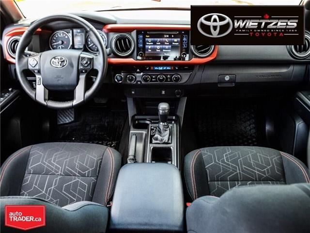 2017 Toyota Tacoma SR5 (Stk: U2736) in Vaughan - Image 15 of 26