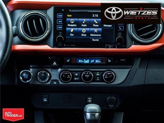 2017 Toyota Tacoma SR5 (Stk: U2736) in Vaughan - Image 16 of 26
