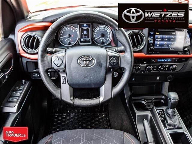 2017 Toyota Tacoma SR5 (Stk: U2736) in Vaughan - Image 17 of 26
