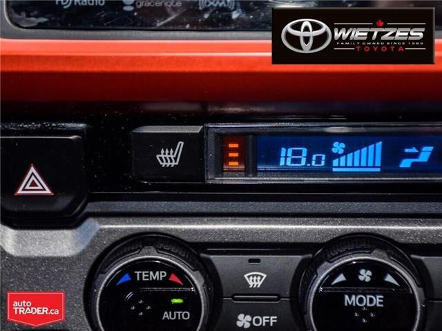 2017 Toyota Tacoma SR5 (Stk: U2736) in Vaughan - Image 21 of 26