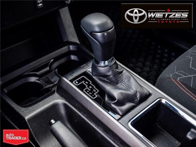 2017 Toyota Tacoma SR5 (Stk: U2736) in Vaughan - Image 23 of 26