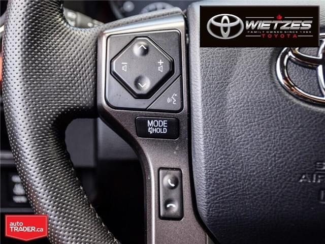 2017 Toyota Tacoma SR5 (Stk: U2736) in Vaughan - Image 25 of 26