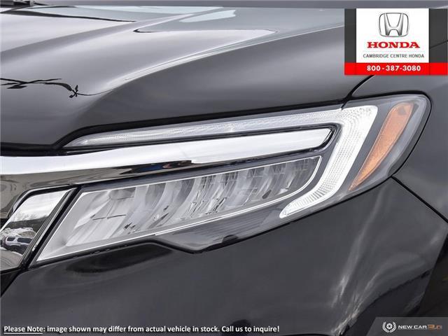 2019 Honda Pilot Touring (Stk: 20075) in Cambridge - Image 10 of 24