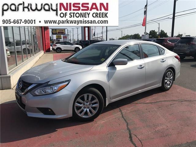2016 Nissan Altima 2.5 (Stk: N1497) in Hamilton - Image 1 of 12