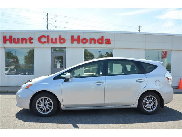 2012 Toyota Prius v Base (Stk: 7202A) in Gloucester - Image 1 of 23