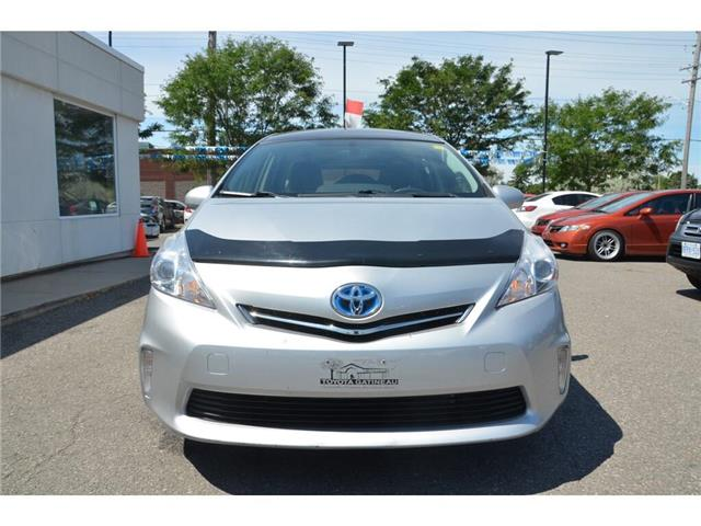 2012 Toyota Prius v Base (Stk: 7202A) in Gloucester - Image 3 of 23