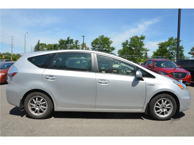 2012 Toyota Prius v Base (Stk: 7202A) in Gloucester - Image 5 of 23