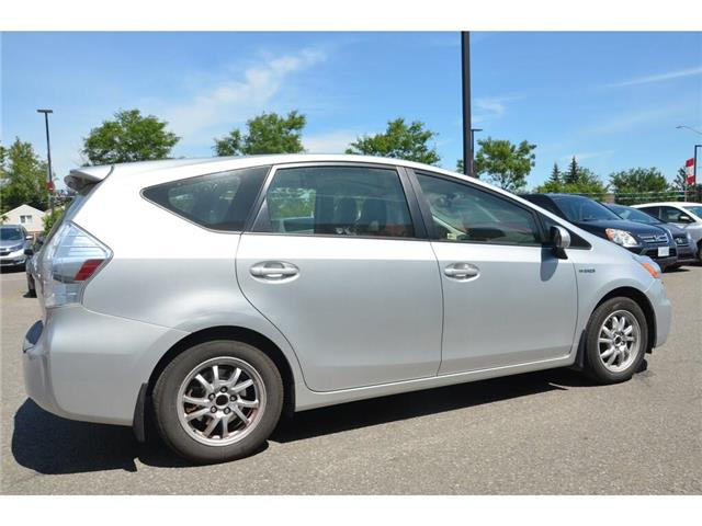 2012 Toyota Prius v Base (Stk: 7202A) in Gloucester - Image 6 of 23