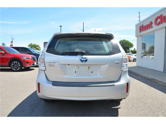 2012 Toyota Prius v Base (Stk: 7202A) in Gloucester - Image 7 of 23