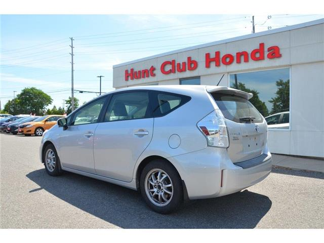 2012 Toyota Prius v Base (Stk: 7202A) in Gloucester - Image 8 of 23
