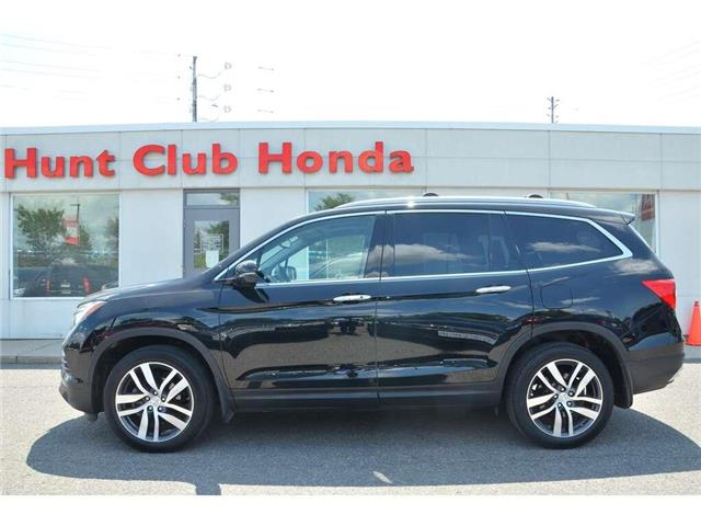 2017 Honda Pilot Touring (Stk: 7207A) in Gloucester - Image 1 of 30