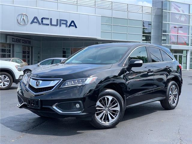 2018 Acura RDX Elite (Stk: 4068) in Burlington - Image 1 of 30