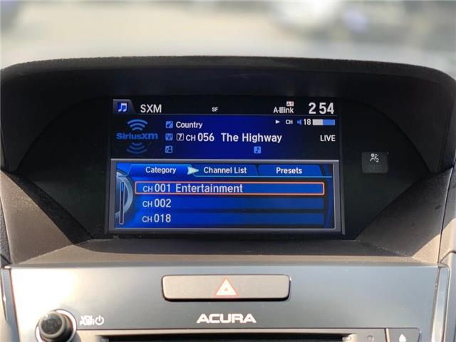 2018 Acura RDX Elite (Stk: 4068) in Burlington - Image 24 of 30