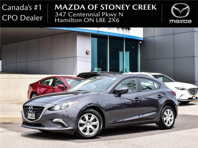 2015 Mazda Mazda3 Sport GX (Stk: SU1271) in Hamilton - Image 1 of 22