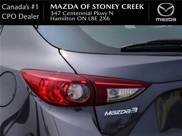 2015 Mazda Mazda3 Sport GX (Stk: SU1271) in Hamilton - Image 9 of 22