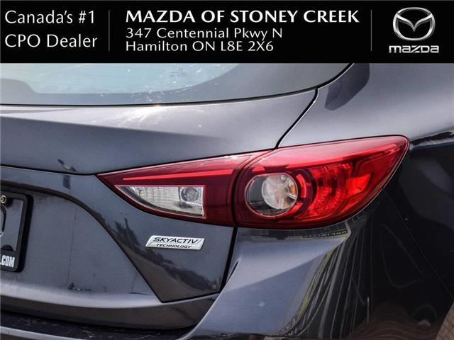 2015 Mazda Mazda3 Sport GX (Stk: SU1271) in Hamilton - Image 10 of 22