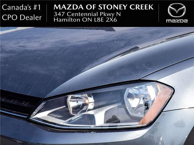 2017 Volkswagen Golf 1.8 TSI Trendline (Stk: SR1302) in Hamilton - Image 2 of 22