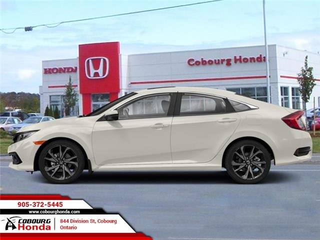 2019 Honda Civic Sport (Stk: 19222) in Cobourg - Image 1 of 1