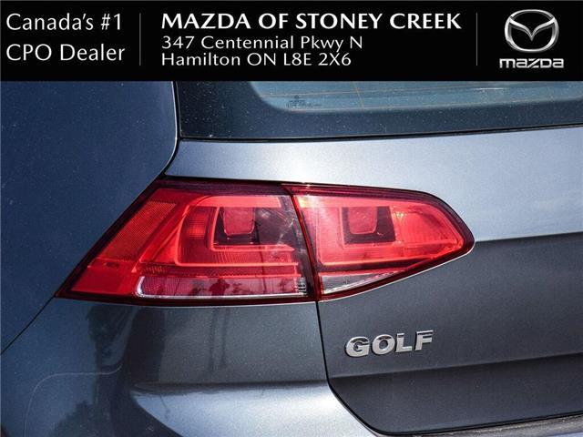 2017 Volkswagen Golf 1.8 TSI Trendline (Stk: SR1302) in Hamilton - Image 9 of 22