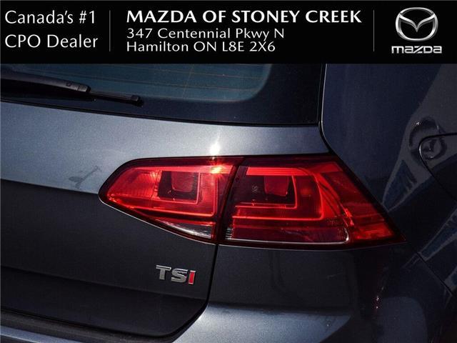 2017 Volkswagen Golf 1.8 TSI Trendline (Stk: SR1302) in Hamilton - Image 12 of 22