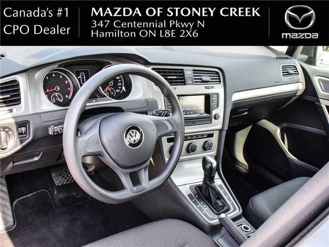 2017 Volkswagen Golf 1.8 TSI Trendline (Stk: SR1302) in Hamilton - Image 14 of 22
