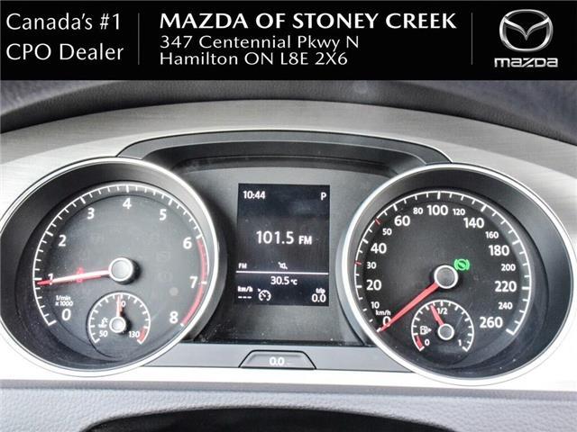 2017 Volkswagen Golf 1.8 TSI Trendline (Stk: SR1302) in Hamilton - Image 21 of 22