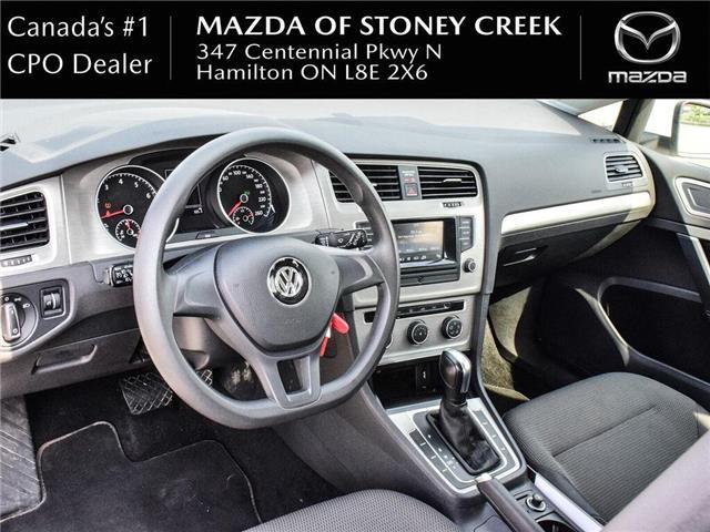 2017 Volkswagen Golf 1.8 TSI Trendline (Stk: SR1303) in Hamilton - Image 14 of 22