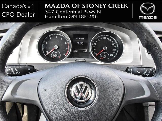 2017 Volkswagen Golf 1.8 TSI Trendline (Stk: SR1303) in Hamilton - Image 21 of 22