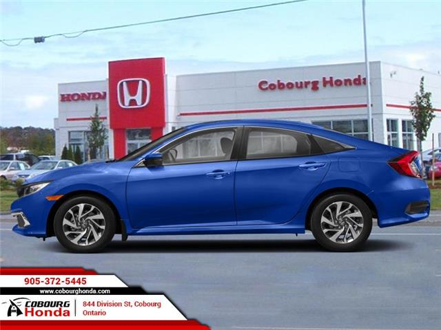 2019 Honda Civic EX (Stk: 19353) in Cobourg - Image 1 of 1